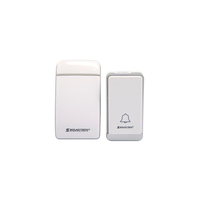 SOUNDTEOH Kinetic Wireless Digital Doorbell DA-028 - 3