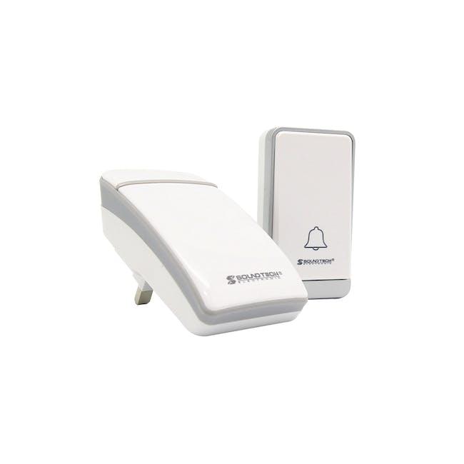 SOUNDTEOH Kinetic Wireless Digital Doorbell DA-028 - 2