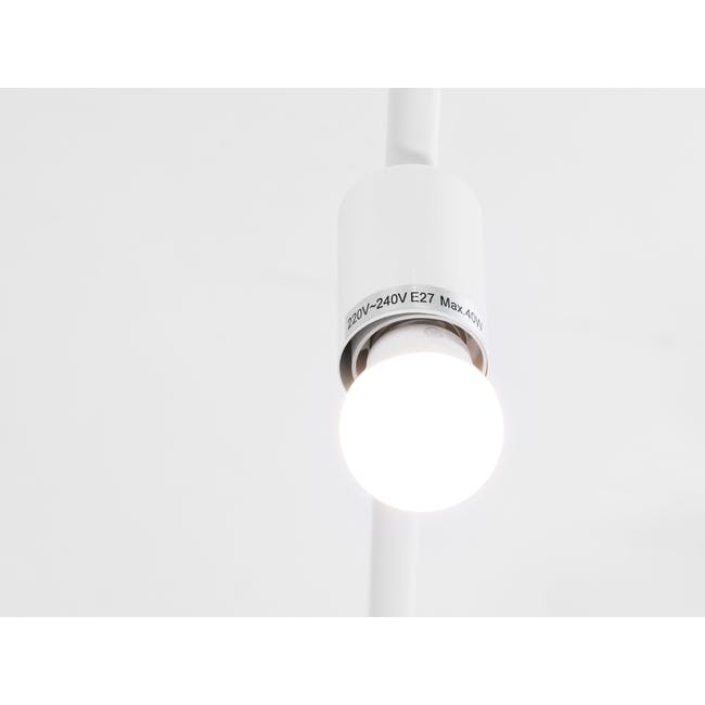 Bridget Table Lamp - White - 3