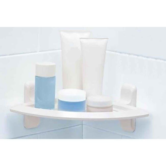 Command™ Primer Bathroom Corner Shelf - 3