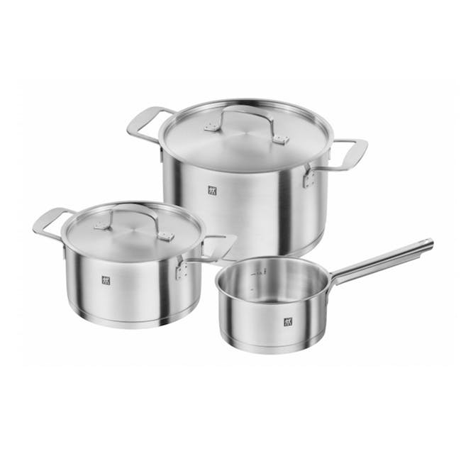Zwilling Base Cookware 3pc Set - 0