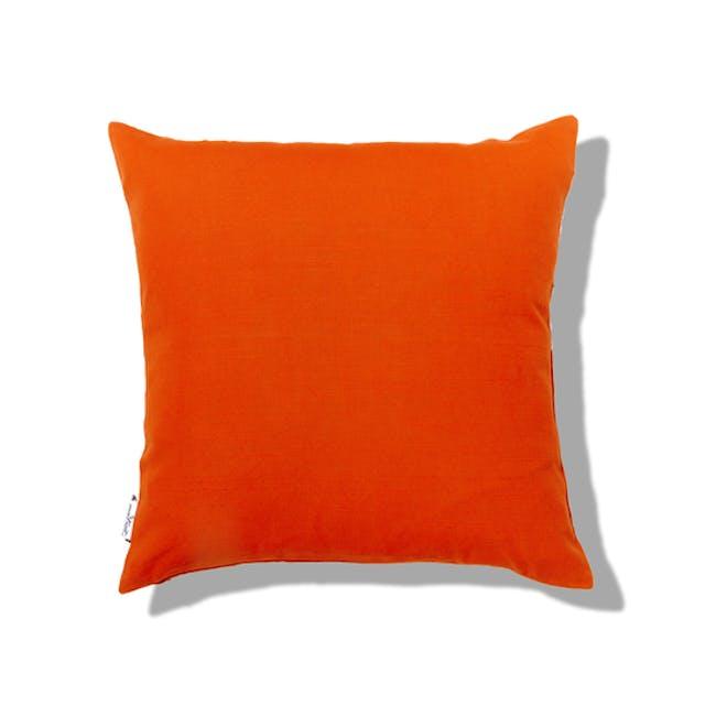 Citori Cushion Cover - Burnt Orange - 2