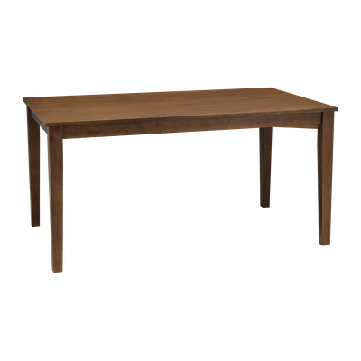 (As-is) Darcy Dining Table 1.5m - Cocoa - 2 - Image 1