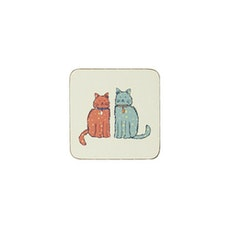 Catwalk Coasters (Pack of 4)