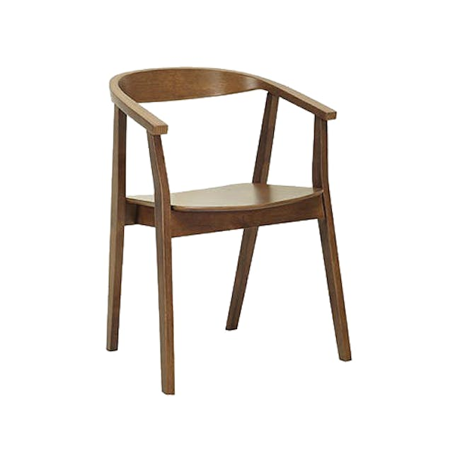 (As-is) Greta Chair - Cocoa - 3 - 15
