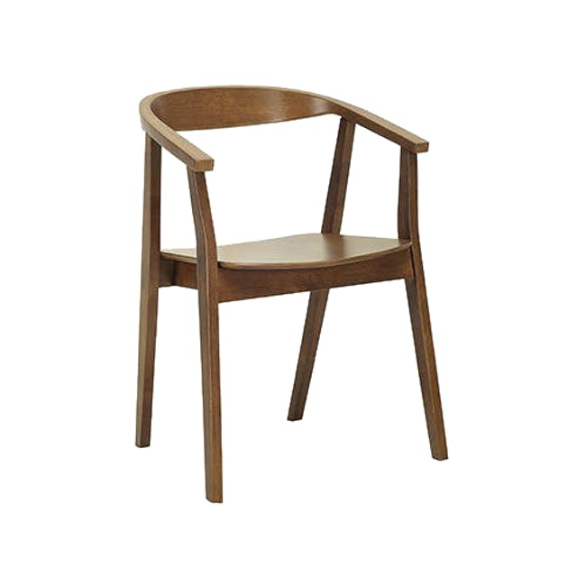 (As-is) Greta Chair - Cocoa - 4 - 14