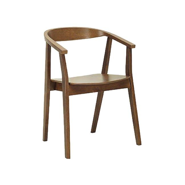 Greta Chair - Cocoa - 3