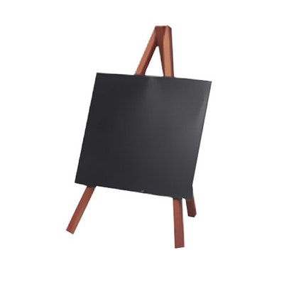 Table Chalk Board - Tripod Stand