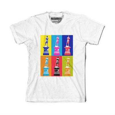 Warhol Raffles Men's T-Shirt - Small - Image 1