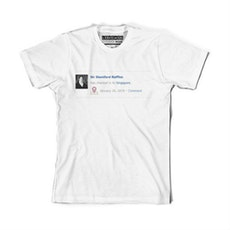 Raffles Check In (Men) T-Shirt