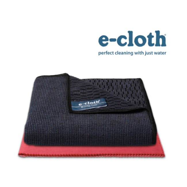 e-cloth Granite Cleaning Cloth Pack (Set of 2) - 1