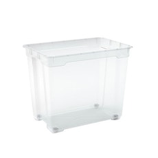 R-Box XXL with Wheels - 80L with Lid + FREE TRAY
