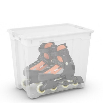 R-Box XXL with Wheels - 80L with Lid - Image 2