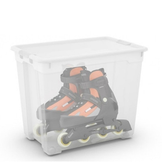 KIS - R-Box XXL with Wheels - 80L with Lid