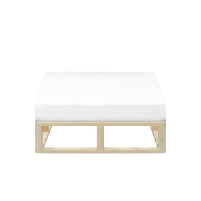 Naoki Super Single Bed - 0