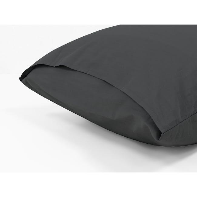 Aurora Pillow Case (Set of 2) - Granite - 1