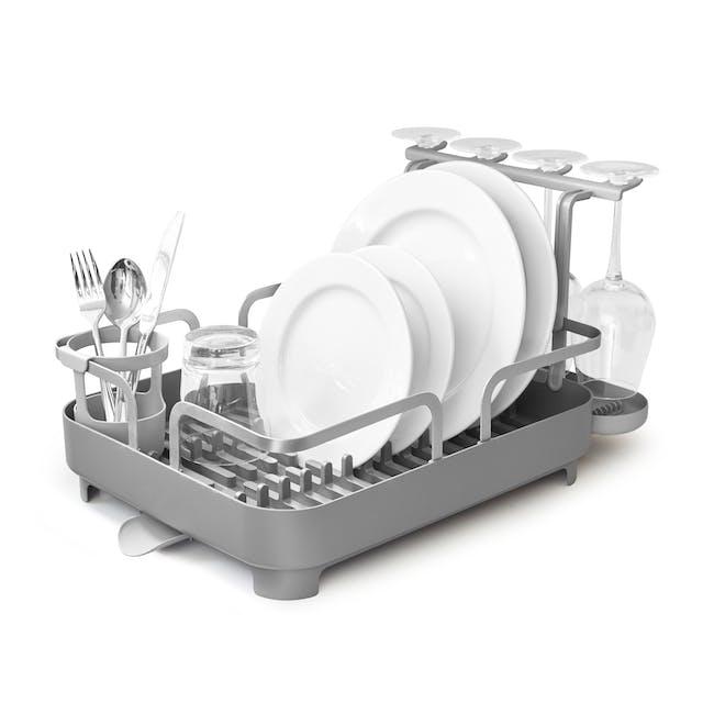 Holster Dish Rack - Charcoal - 2