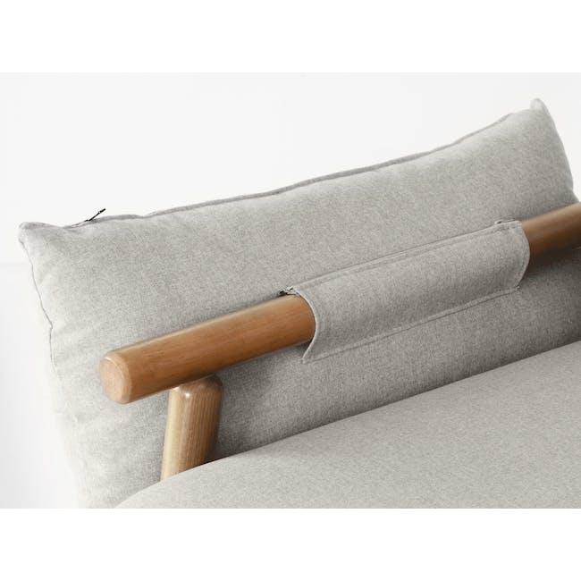 Astrid 2 Seater Sofa - Ivory - 4