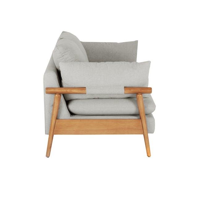 Astrid 2 Seater Sofa - Ivory - 2