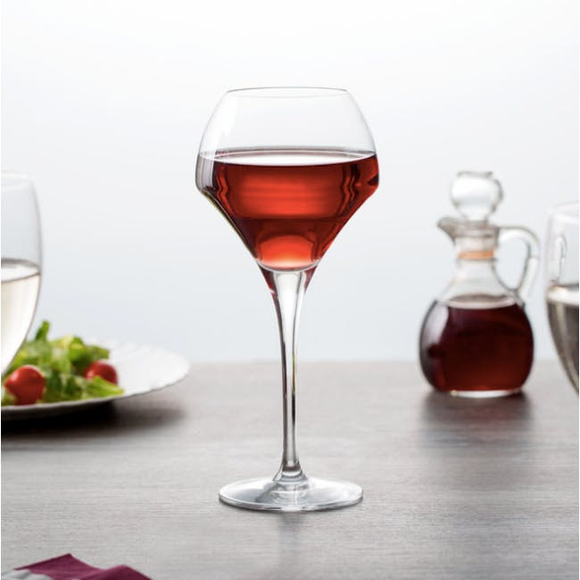 Chef & Sommelier Open Up Round Wine Glass 37cl - Set of 6 - 1