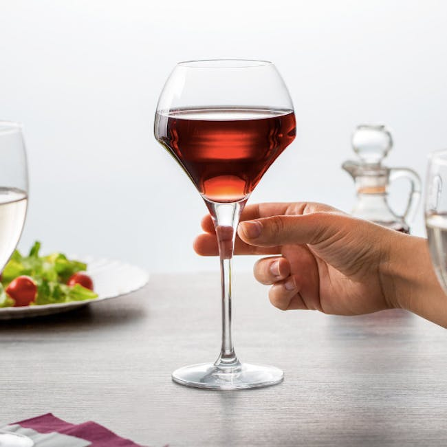 Chef & Sommelier Open Up Round Wine Glass 37cl - Set of 6 - 2