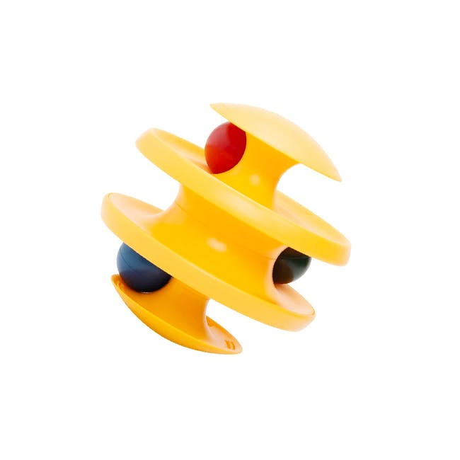 Pidan Cat Tumbler Toy with Balls - 0