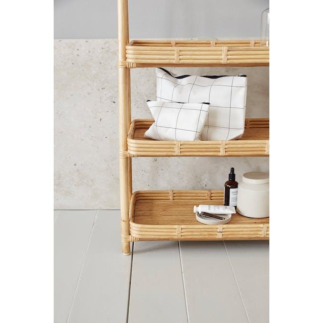 Squares Toiletry Bag - 2