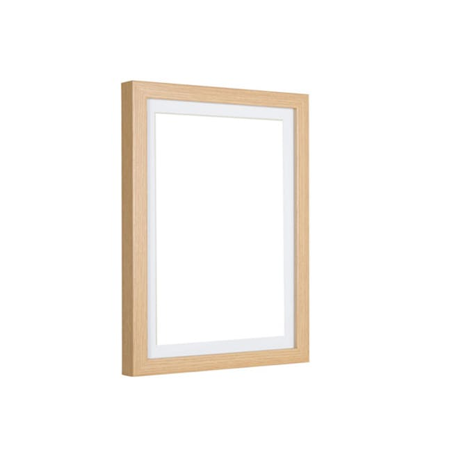 A3 Size Wooden Frame - Natural - 0