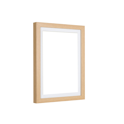 A3 Size Wooden Frame - Natural - Image 1
