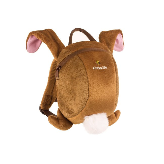 LittleLife Animal Toddler Backpack - Bunny - 0
