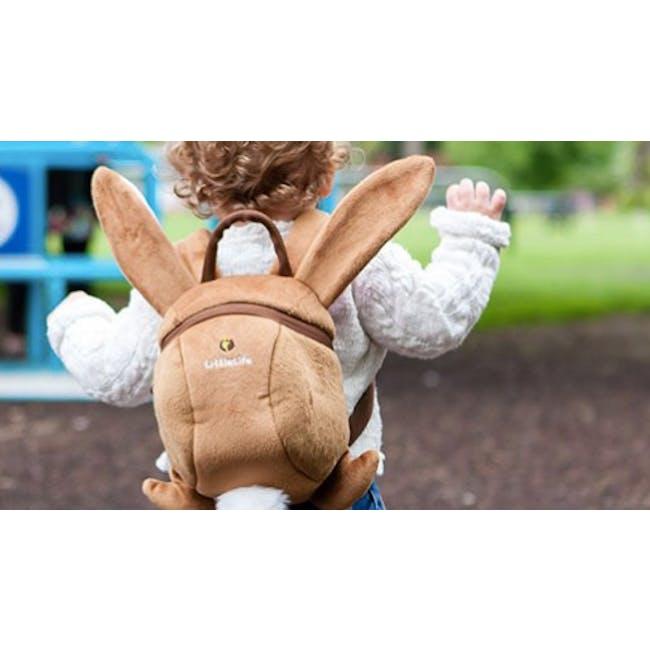 LittleLife Animal Toddler Backpack - Bunny - 3