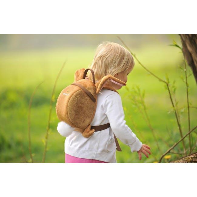 LittleLife Animal Toddler Backpack - Bunny - 2