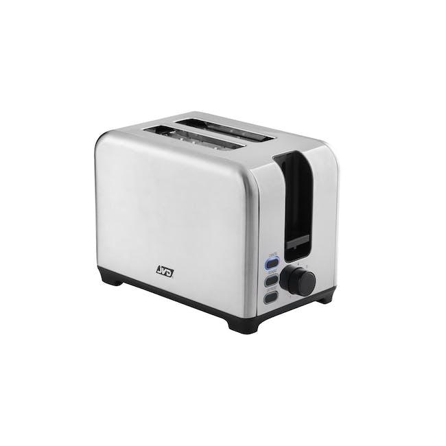 JVD Sahara Toaster - Stainless Steel - 0