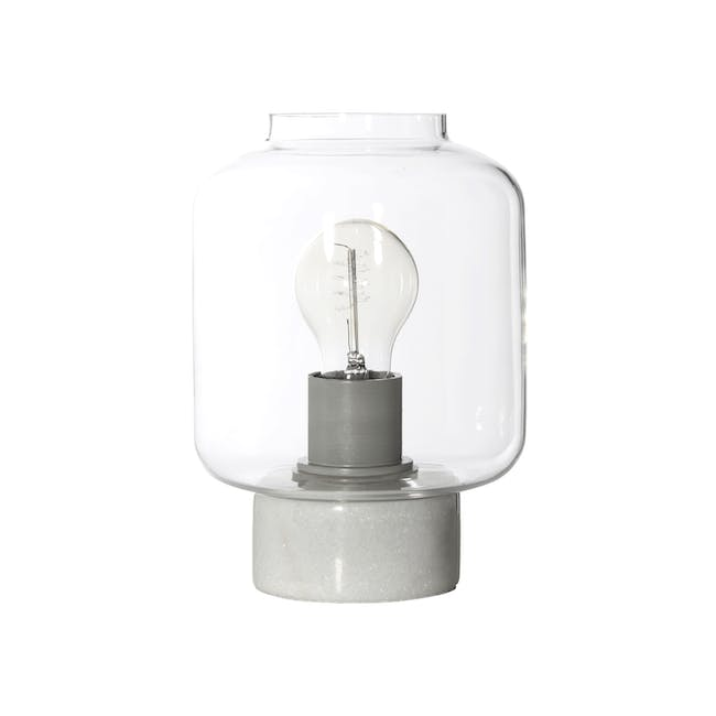Avis Table Lamp - Marble - Without Bulb - 1