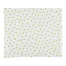 Placemats Dots / Checks - Green