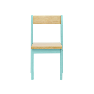 Layla Chair - Teal Blue - Image 2