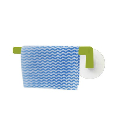 Dish Cloth Holder - Lime Green - Image 1