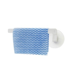 Dish Cloth Holder - White