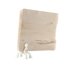 Board Brothers Cutting Board Drier - White