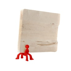 Board Brothers Cutting Board Drier - Red