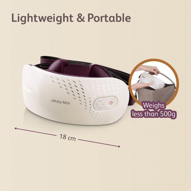 OSIM uMoby Mini Neck Massager - 3