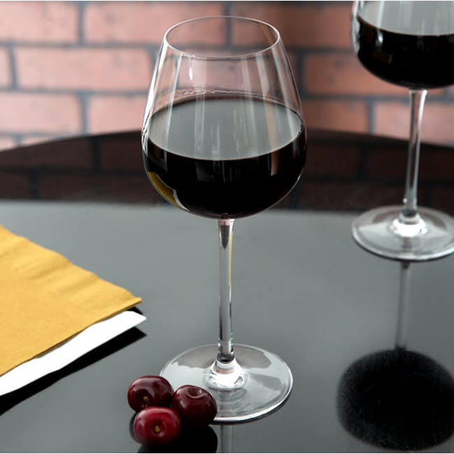 Chef & Sommelier Grands Cépages Wine Glass - Set of 6 (2 Sizes) - 1