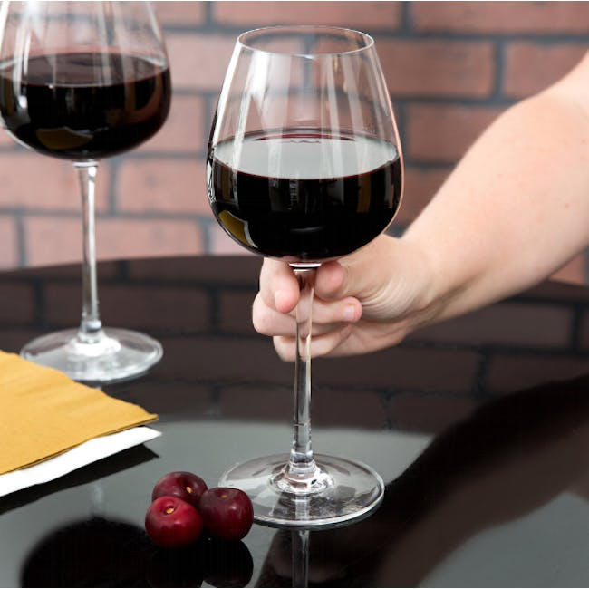 Chef & Sommelier Grands Cépages Wine Glass - Set of 6 (2 Sizes) - 2