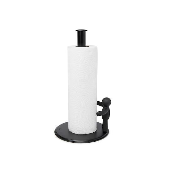 Umbra - Buddy Paper Towel Holder - Black