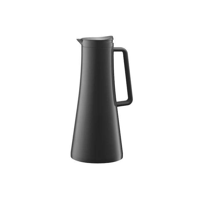 BISTRO Thermo Jug 1.1L - Black - 0