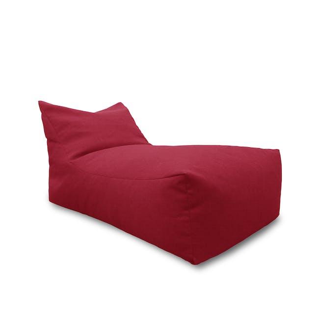 Daisy Bean Bag - Red - 0