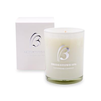 SPA Lavender Soy Candle Large - Image 1