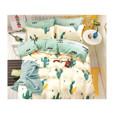 (Super Single) Gobi 4-pc Bedding Set - Image 1