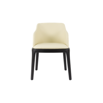 Avril Dining Chair with Armrest