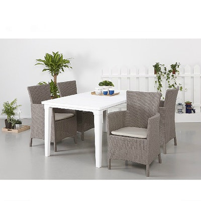 Futura Table - White - Image 2